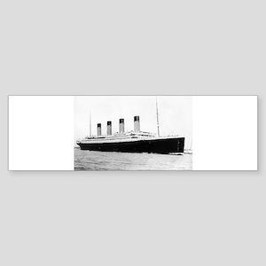 Titanic Bumper Sticker
