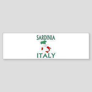 Sardinia, Italy Bumper Sticker