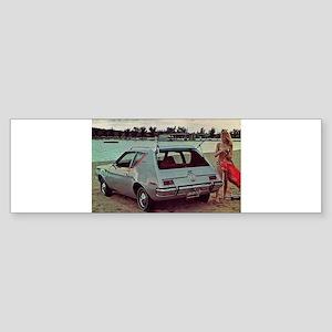 Gremlin Bumper Sticker