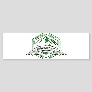 Shenandoah National Park, Virginia Bumper Sticker