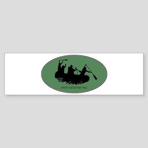 White Water Rafting (euro-gre Bumper Sticker