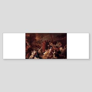 Tales of Moses Bumper Sticker