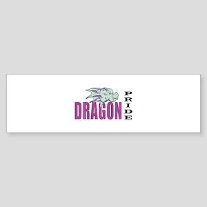 DRAGON PRIDE Bumper Sticker