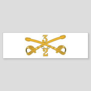 DUI - 2nd Squadron - 3rd ACR Sticker (Bumper)