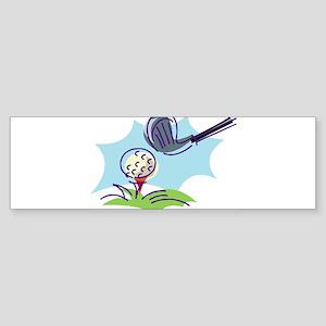 Golf24 Bumper Sticker