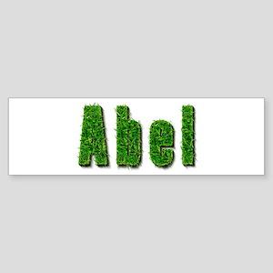 Abel Grass Bumper Sticker