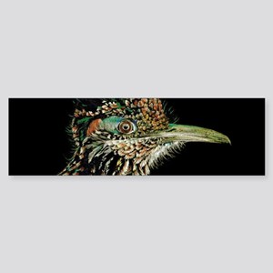 Greater Roadrunner Bumper Sticker