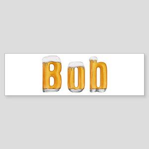 Bob Beer Bumper Sticker