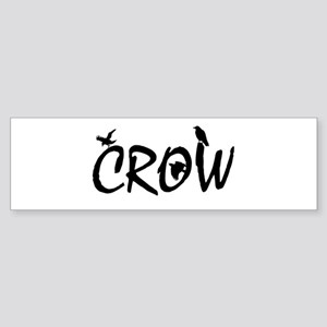 CROW Sticker (Bumper)