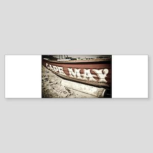 Cape May Sticker (Bumper)