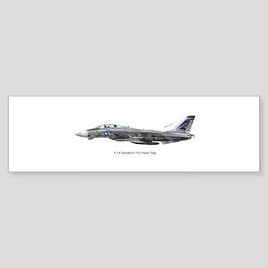 vf143print Bumper Sticker
