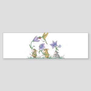 A Spring Tail Bumper Sticker