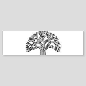 Oakland Tree Sticker (Bumper)