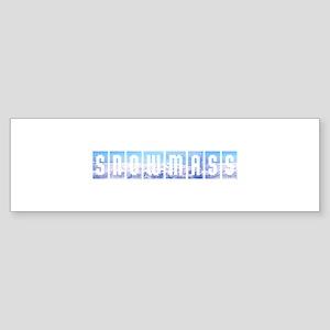 Snowmass, Colorado Bumper Sticker