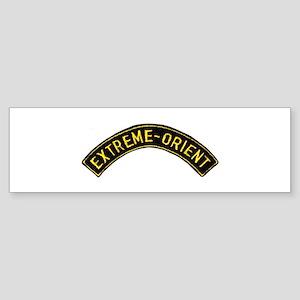 Legion Extreme Orient Bumper Sticker