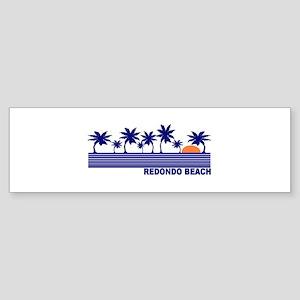 Redondo Beach, California Bumper Sticker