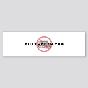 KTC Logo Bumper Sticker