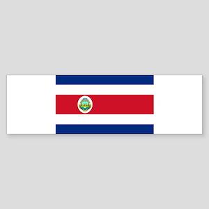 Costa Rica Sticker (Bumper)