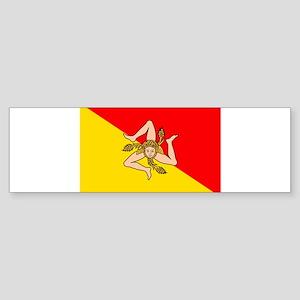 Sicily Sticker (Bumper)