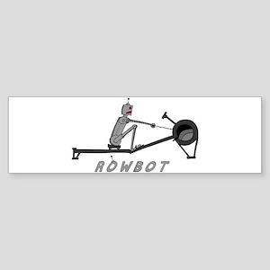 rowbot2 Bumper Sticker