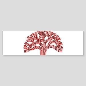 Oakland Apple Tree Bumper Sticker