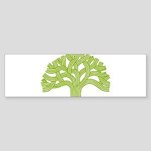 Oakland Lime Tree Bumper Sticker