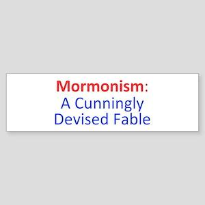 Mormonism CDF Sticker (Bumper)