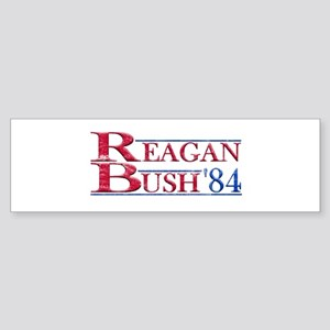 Reagan, Bush '84 Bumper Sticker