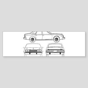 AMC Concord Bumper Sticker
