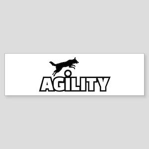 Agility Sticker (Bumper)