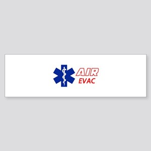 Air Evac Bumper Sticker