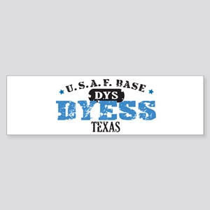 Dyess Air Force Base Bumper Sticker