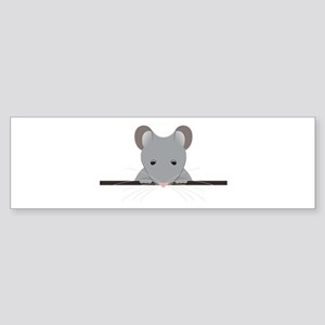Pocket Mouse Bumper Sticker