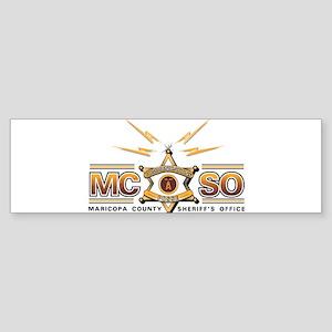 MCSO Radio Posse Sticker (Bumper)