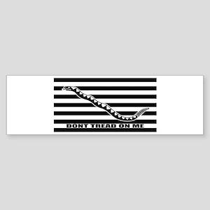 1st Navy Jack Bumper Sticker