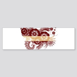 Latvia Flag Sticker (Bumper)