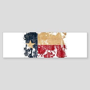 Texas Flag Sticker (Bumper)