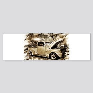 1940 Ford Pick-up Truck Bumper Sticker