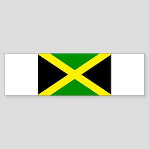 Jamaica Sticker (Bumper)