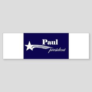 Ron Paul president Bumper Sticker