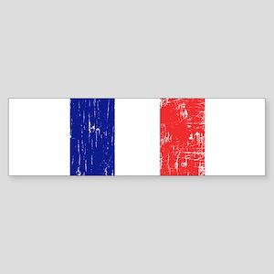 Vintage France Bumper Sticker