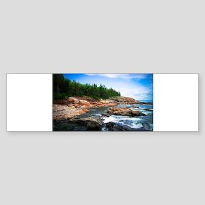 Acadia National Park Bumper Sticker