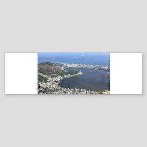 Rio de Janeiro Bumper Sticker