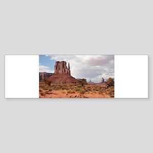 Monument Valley, Utah, USA 2 Bumper Sticker