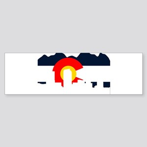 CO_Flag2 Bumper Sticker