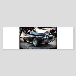 1969 Chevelle Bumper Sticker