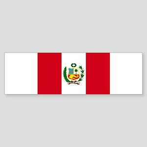 Peru Bumper Sticker