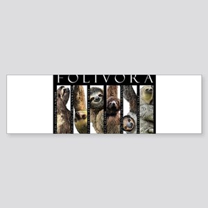 Sloths of the World Sticker (Bumper)