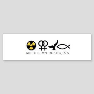 NGWJ Bumper Sticker