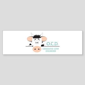 O.C.D. Bumper Sticker